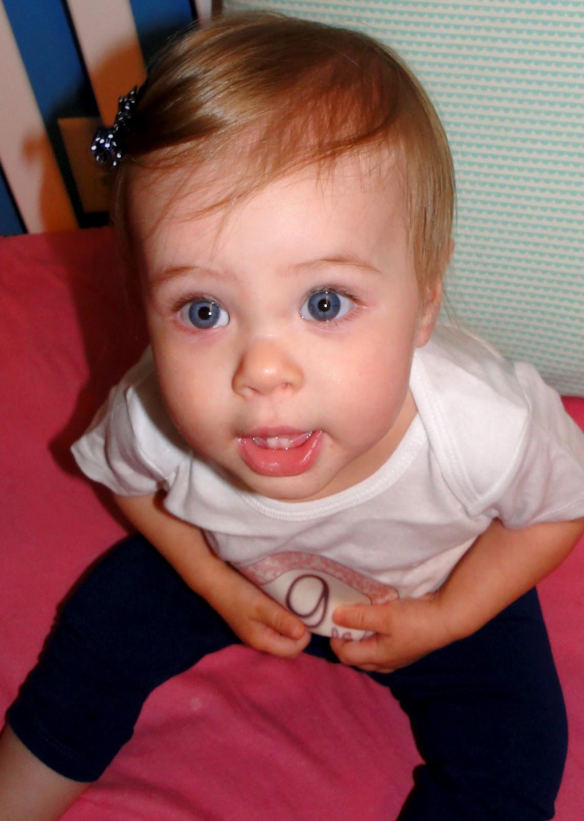 Brittlynn ~ 9 Months Old!