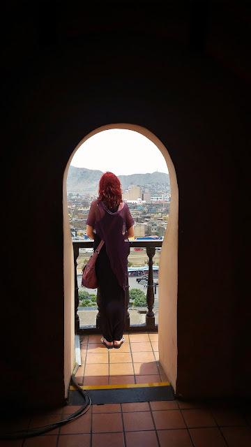 Lima, Peru, Melanie.Ps, The Purple Scarf, Travel, South America, Backpacking, Explore, Woman, Canadian, Tourist, Santuario Santa Rosa