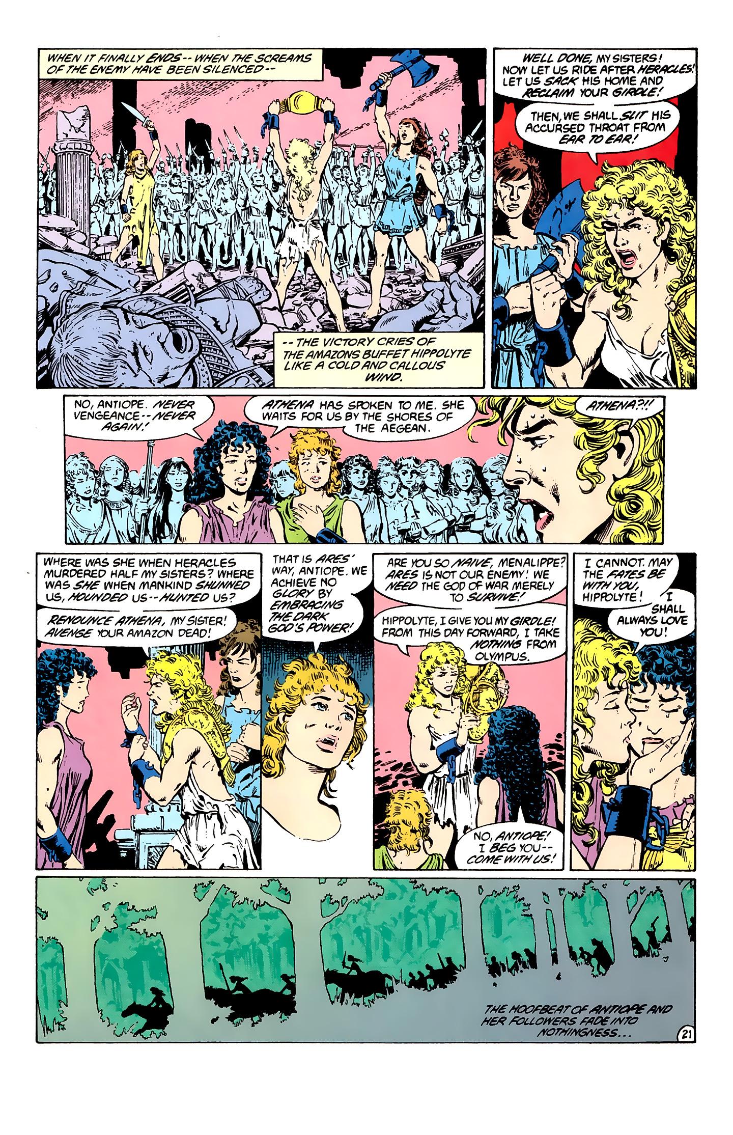 Read online Wonder Woman (1987) comic -  Issue #1 - 23