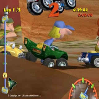 Download Toon Car Game Setup