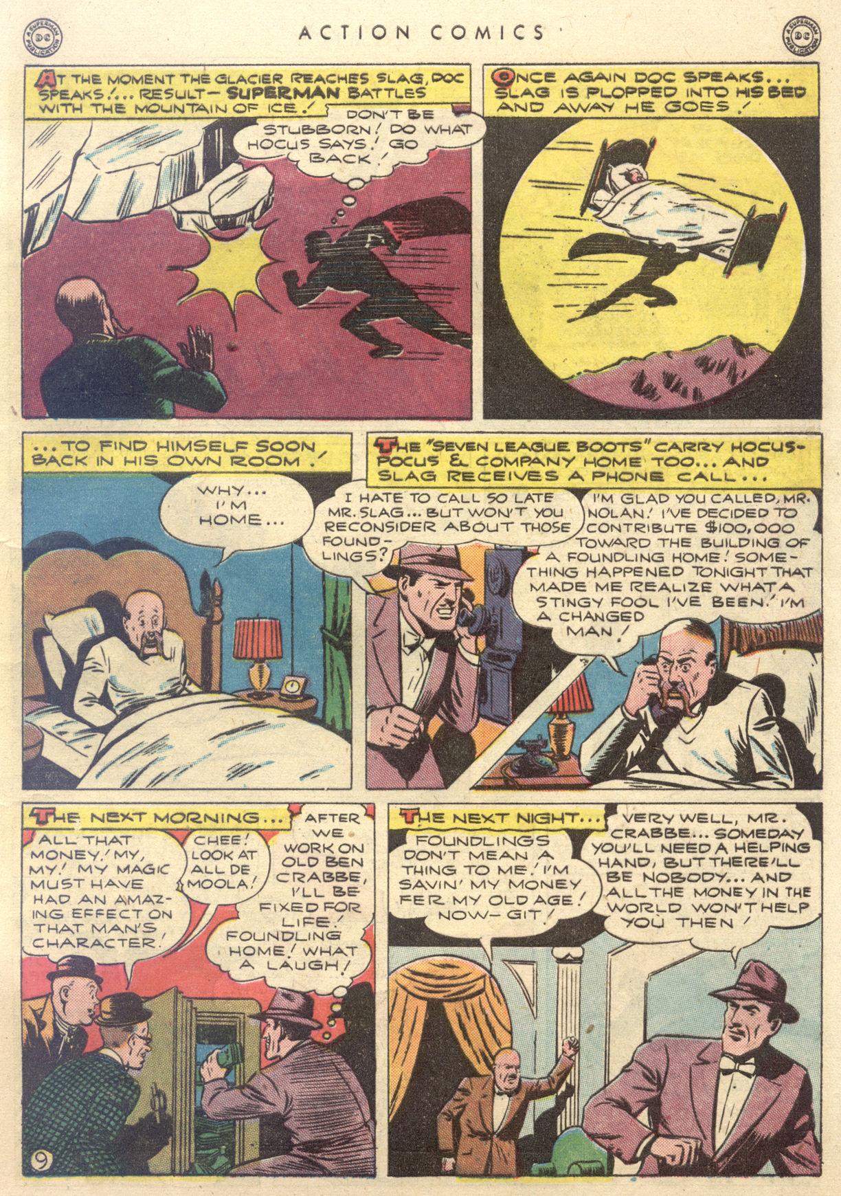 Action Comics (1938) 88 Page 10