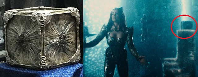 3 Mother Box yang Akan Muncul di Film Justice League!