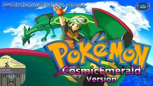 Pokemon CosmicEmerald