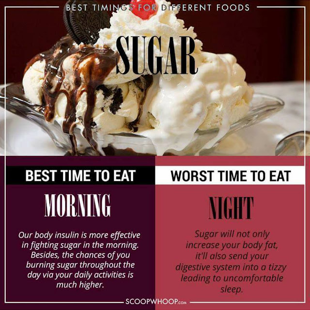 SUGAR - Eat Time at MORNING