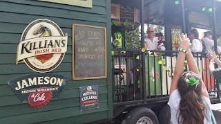 irish party wagon