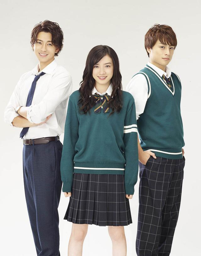 Filme do mangá shoujo Hirunaka no ryuusei, da autora Mika Yamamori tem elenco revelado