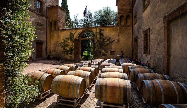 Informações sobre Argiano em Montalcino