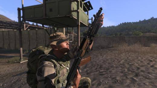 Arma 3用AKパックMOD