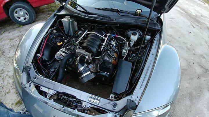 Daily Turismo: LS V8 Swap: 2004 Mazda RX-8