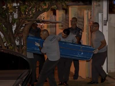 mata a ex-mulher, o filho e comete suicídio