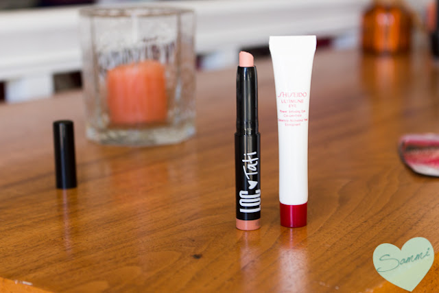 LOC & Shiseido Birchbox Samples