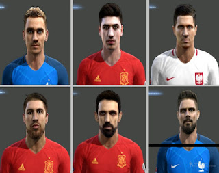 Facepack v4 Pes 2013 By Hamido