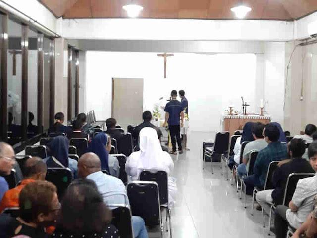 Tokoh Agama Papua, Romo Neles Kebadabi Tebay Tutup Usia 55 Tahun