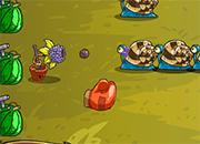juego de Fruit Defense 5