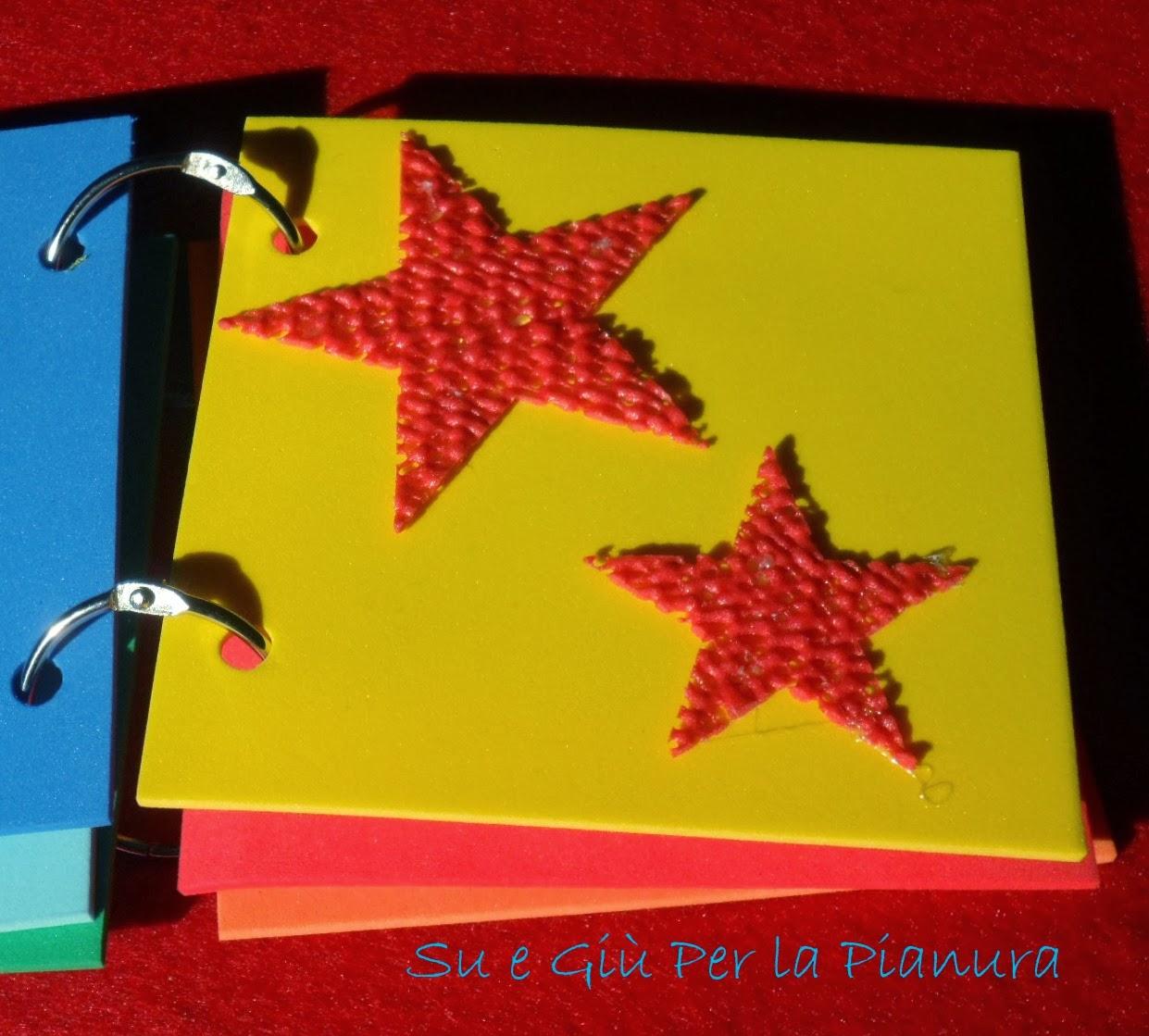 Molto Su e giu per la Pianura Padana: Creare libri 18: libro tattile MX02