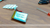 SongYang X25-1 Flying Quadcopter Car Battery