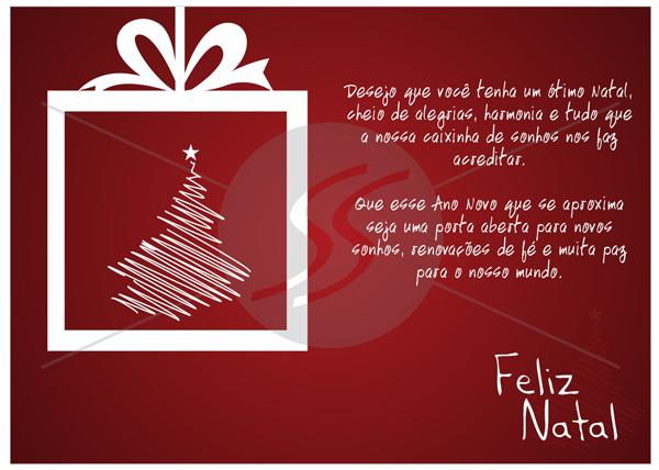 fazer cartao de natal personalizado - Cartão de Natal uma tradição duradoura