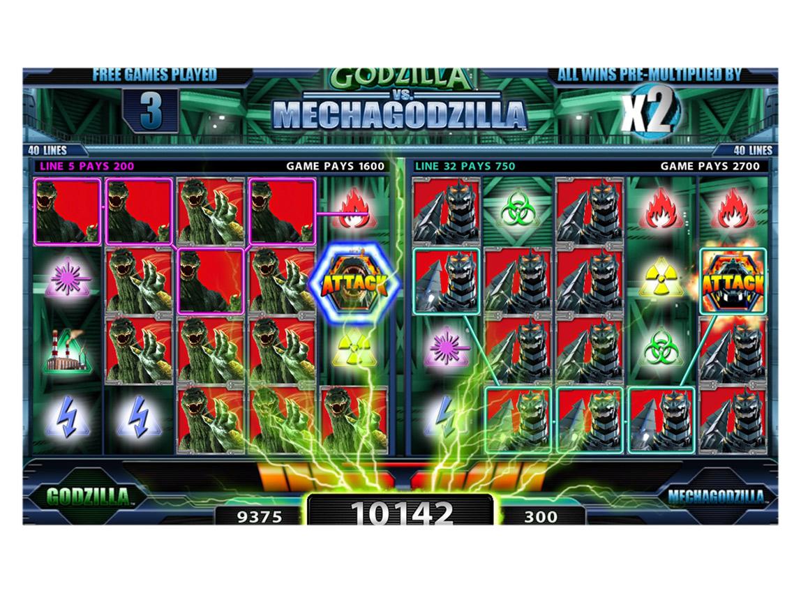 Monster Slot Machine