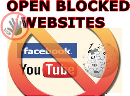 Bypass or Unblock Websites without VPN or any Proxy ~ World of Hacks