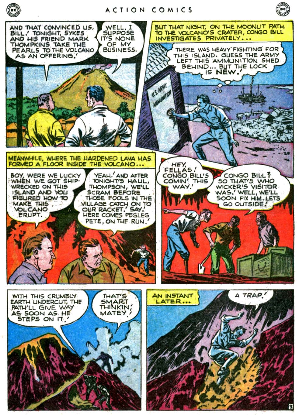Read online Action Comics (1938) comic -  Issue #123 - 19