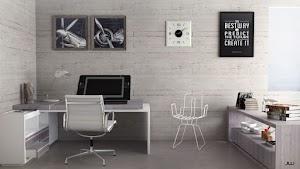 Tips Dekorasi Ruang Kerja yang Nyaman