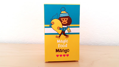the front of the mango butter set