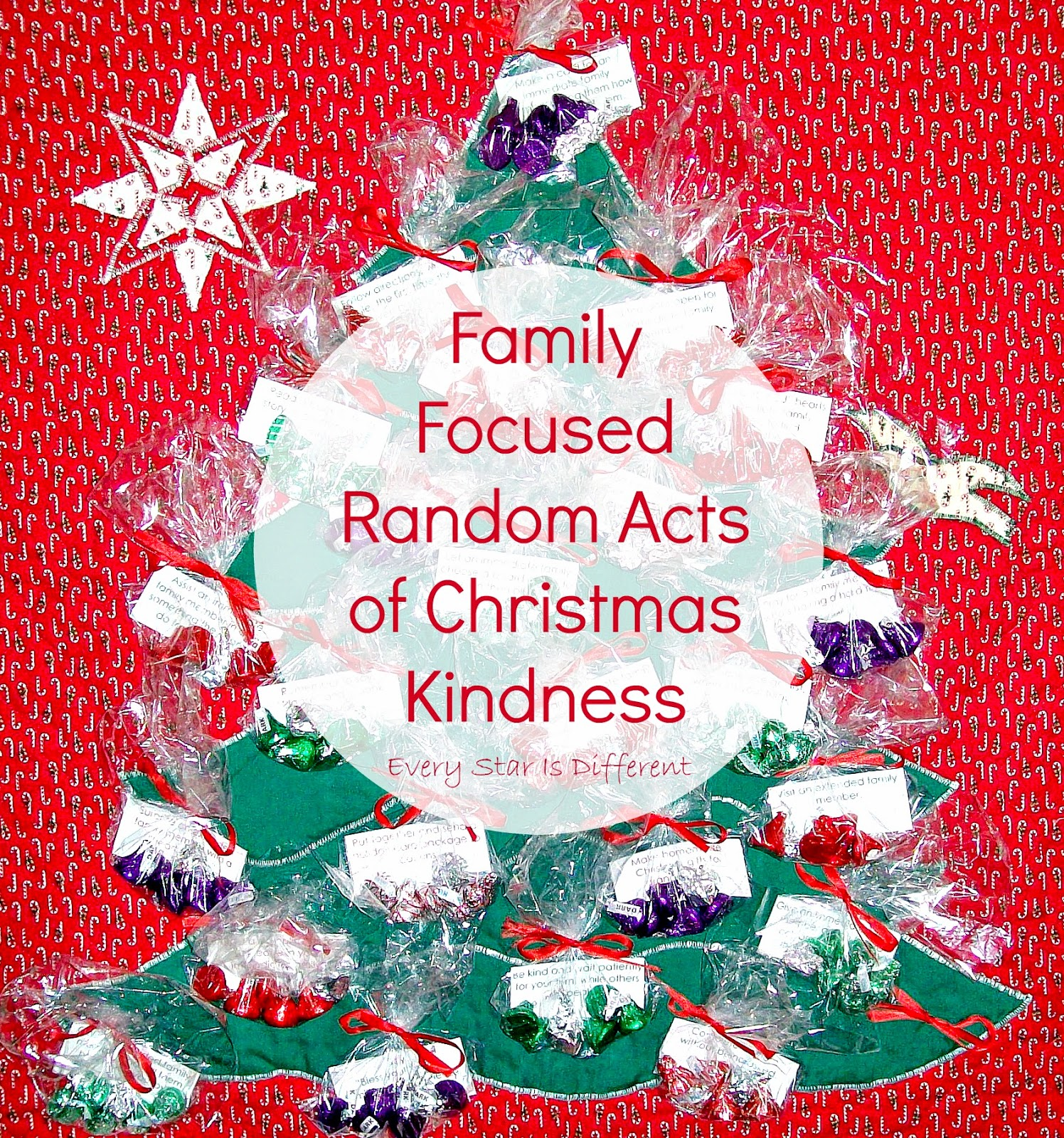 Every Star Is Different Family Focused Random Acts Of Christmas Kindness