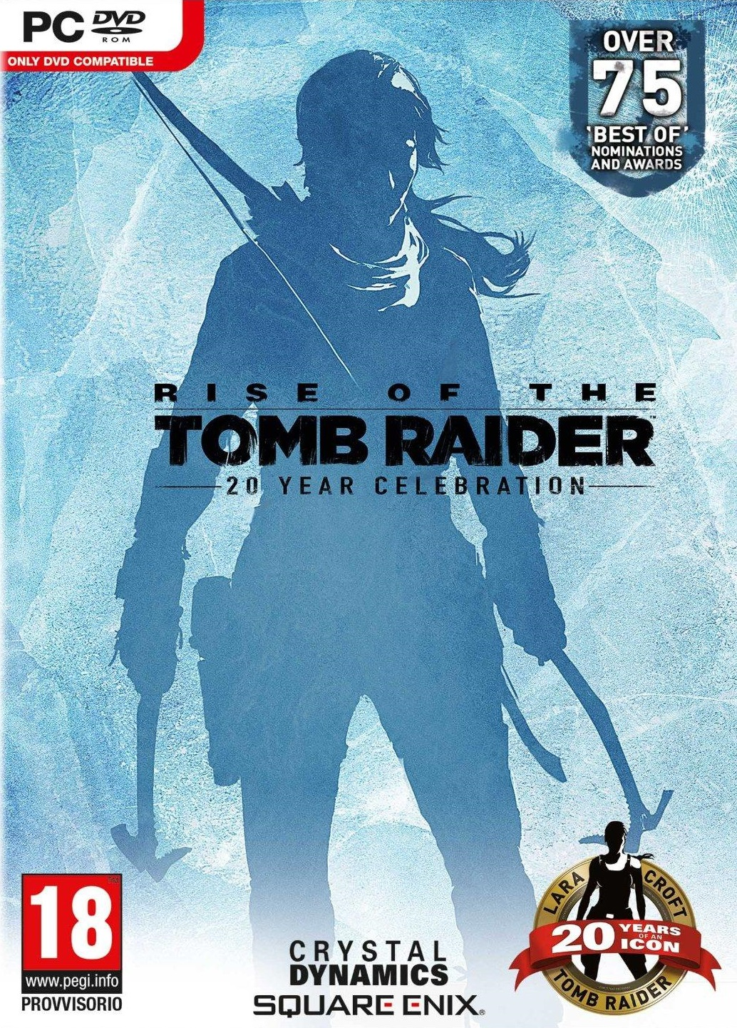Rise Of The Tomb Raider 20 Years Celebration ESPAÑOL PC Full