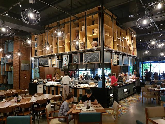 Mövenpick resort & SPA Jimbaran a Bali-Colazione-Breakfast