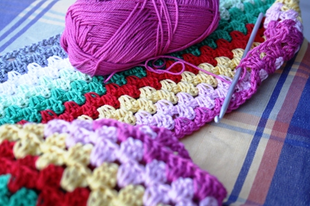 Crochet in Greece