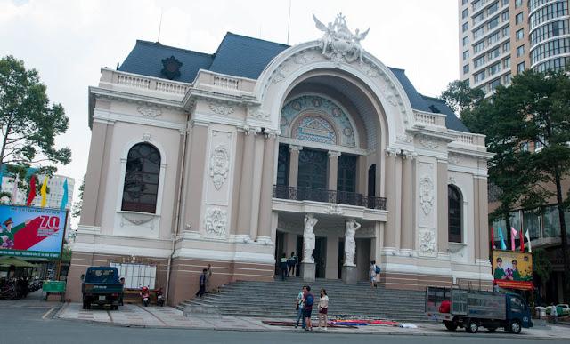 Teatro de la Ópera Ho Chi Minh