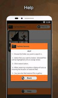 DigDeep Image Recovery - screenshot 6