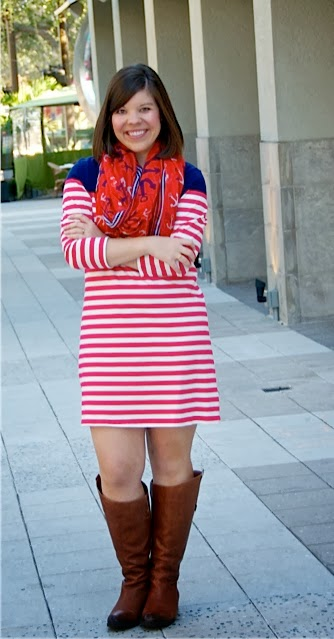 Stripes + Anchors