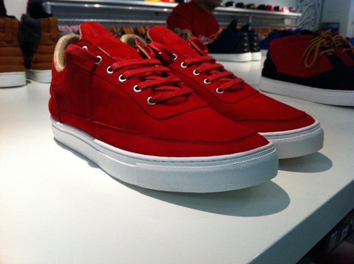 Filling Pieces    Amsterdam Footwear: Exclusive pre sale