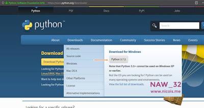 Belajar Bahasa Pemrograman Python Untuk Pemula Part 1: Instalasi Python dan IDE di Windows 10