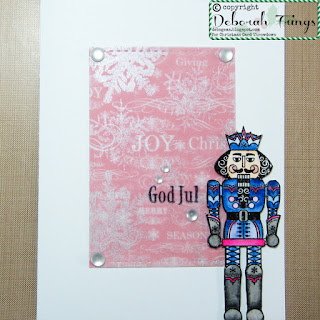 God Jul sq - photo by Deborah Frings - Deborah's Gems