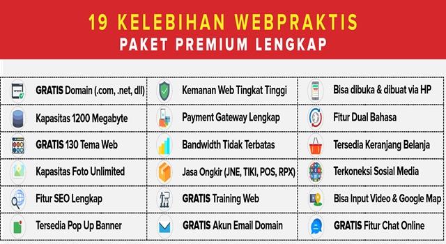 BIKIN WEBSITE .COM & TOKO ONLINE BERSUBSIDI - 2