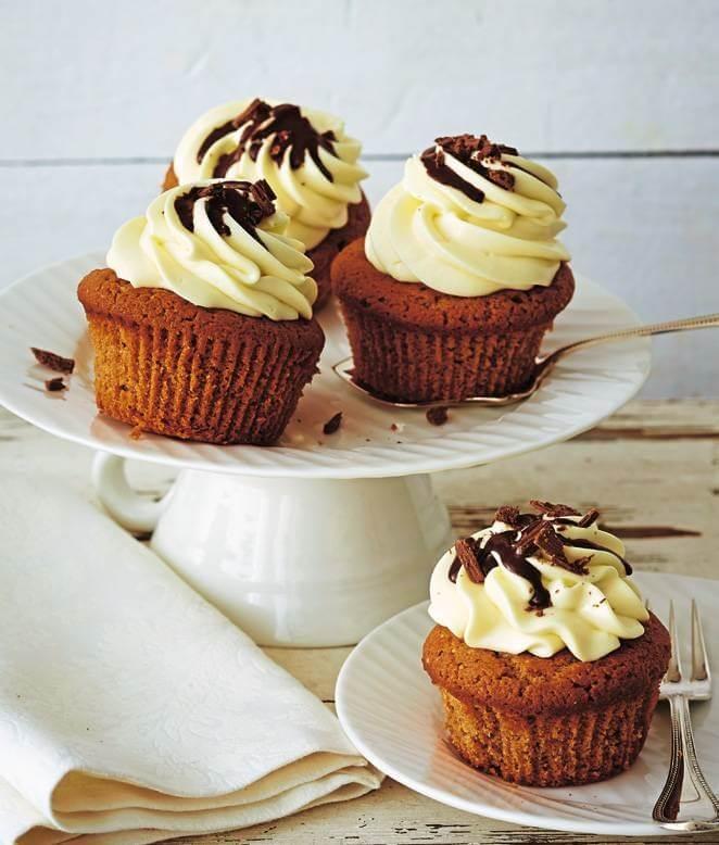 Recette de Cupcakes au chocolat