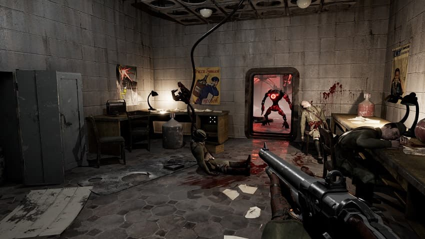 Разработчики шутера Atomic Heart показали семь минут геймплея и анонсировали версию для PlayStation 5 и Xbox Series X