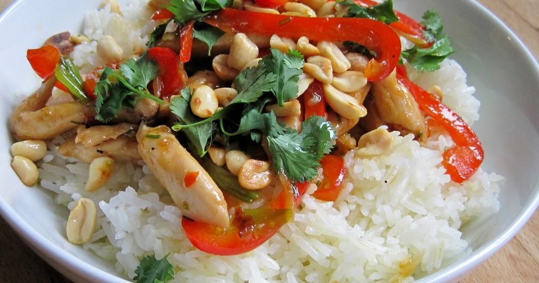 Szechuan stir fry with jasmine rice jamie oliver a glug of oil ccuart Choice Image