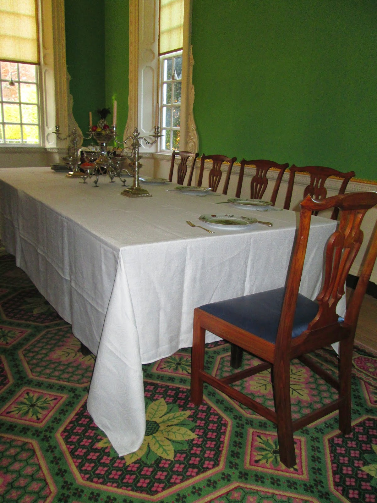 hamlette s soliloquy a weekend in williamsburg the governor s palace