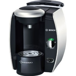Bosch TAS8520GB Tassimo Beverage Coffee Maker Machine Water Filter