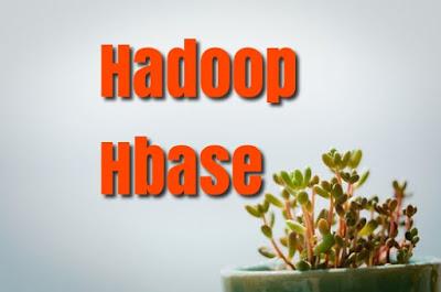 hadoop hbase