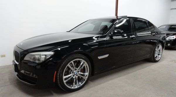Beau BMW 750Li Sedan Among The Most Expensive Armored Cars In The World