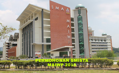 Permohonan SMISTA MAIWP 2019 Online