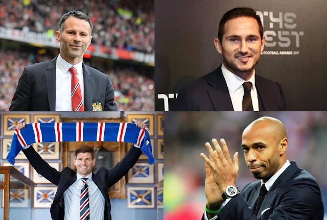 Eks Bintang EPL yang Beralih Menjadi Pelatih Sepakbola