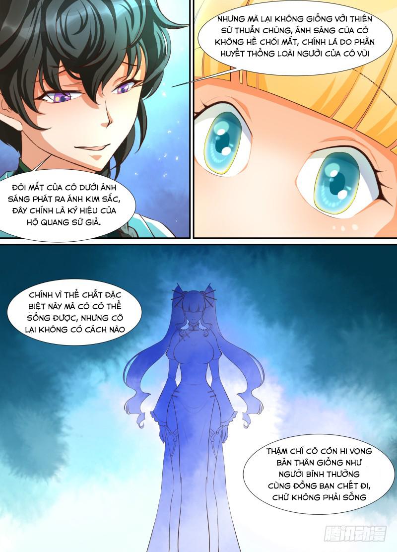 Triệu Hoán Thánh Kiếm - Chap 5