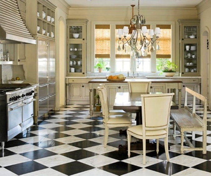 Creating French Style Kitchen Can Easy