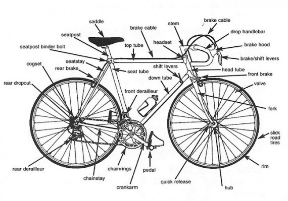 Fort Collins' Platinum Bike Plan: Racing Bicycle Parts for