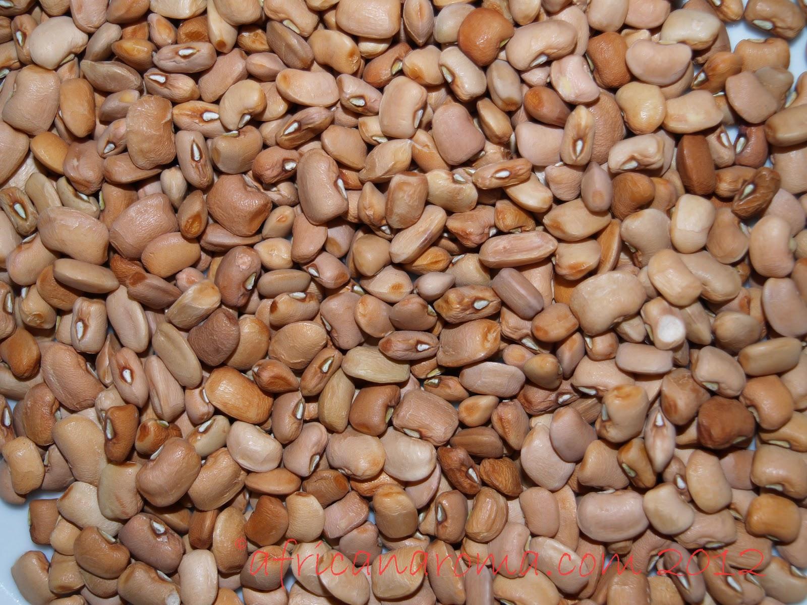 Black Bean Pressure Cooker African Aroma